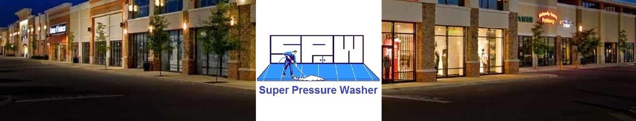 Super Pressure Washer